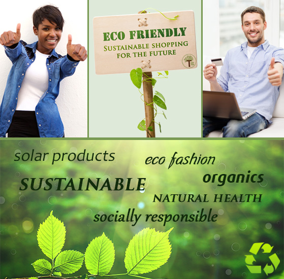 eco-friendly products sustainable